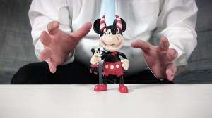 Vincent Scala's Mickey Monster - the piece