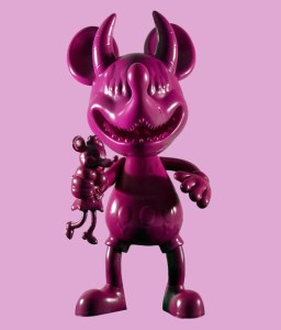 Vincent Scala's Mickey Monster - Pink Edition