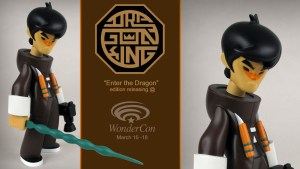 kaNO's Dragon King - Enter the Dragon Edition from WonderCon 2012