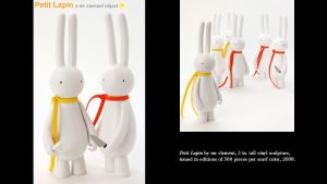 mr clement's Petit Lapin, 2008