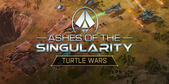 Ashes of the Singularity - Turtle Wars DLC