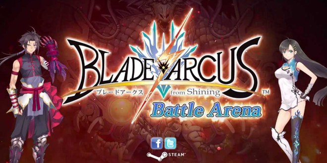 Blade Arcus from Shining: Battle Arena - Free Full Download