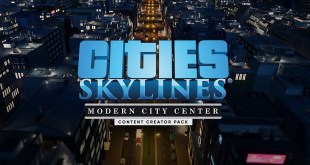 Cities: Skylines - Modern City Center