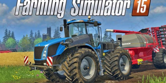 Farming Simulator 15 - Free Full Download | CODEX PC Games
