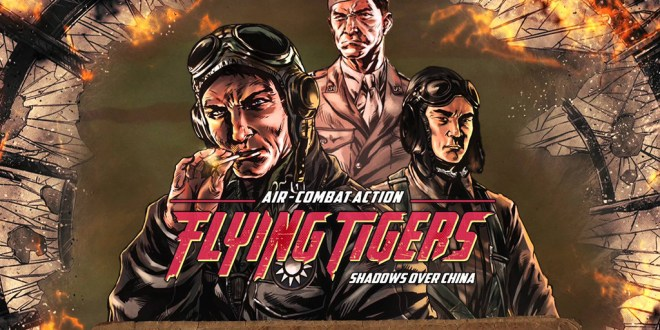 Flying Tigers: Shadows Over China