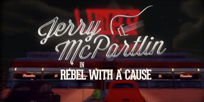 Jerry McPartlin: Rebel with a Cause