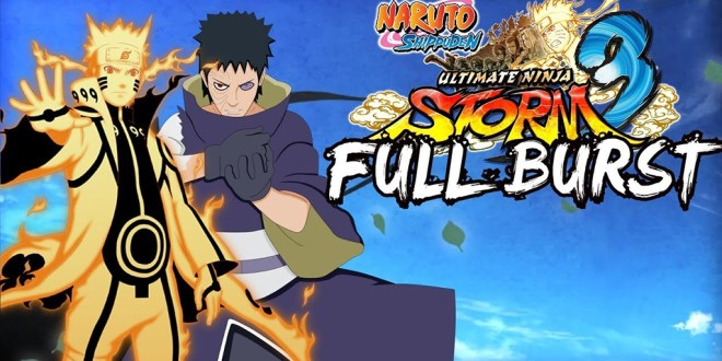 Naruto Shippuden: Ultimate Ninja Storm 3 Full Burst HD - Free Full