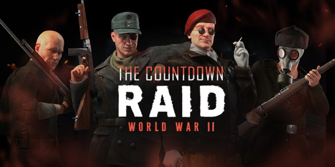 RAID: World War II - The Countdown Raid