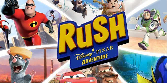 Rush: A Disney/Pixar Adventure