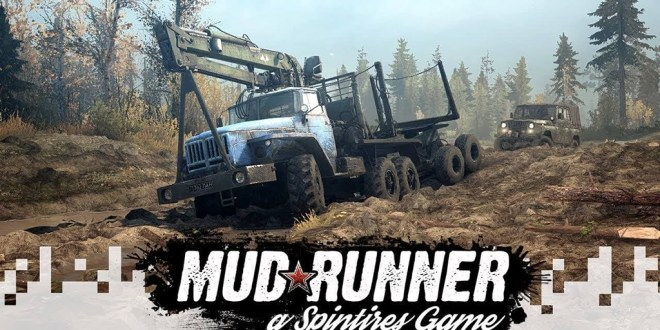 Spintires: MudRunner - The Ridge DLC