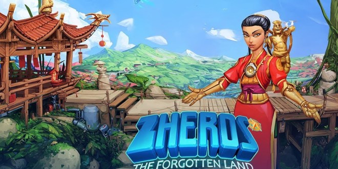 ZHEROS - The Forgotten Land