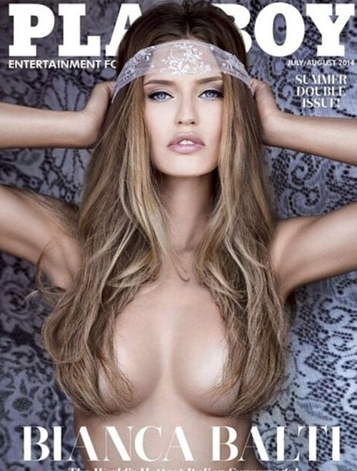 Bianca Balti For Playboy Paris Haute Couture Is Back Thursday Roundup