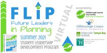 Virtual FLiP 2021 logo