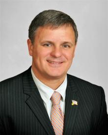 Hillsborough County Commissioner Stacy White