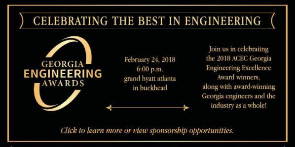 2018 Georgia Engineering Awards