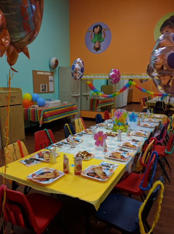 host your september birthday