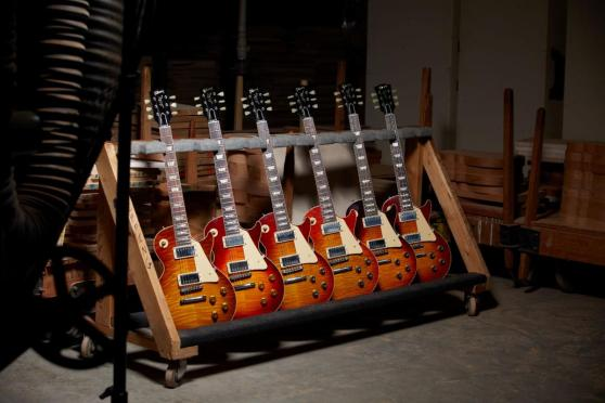 Gibson Launches New Acoustic Custom Shop And Collections For Gibson USA, Custom Shop And Gibson Acoustic