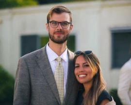Meet our volunteers, Hagen Rainbow and Jenna DeFreitas