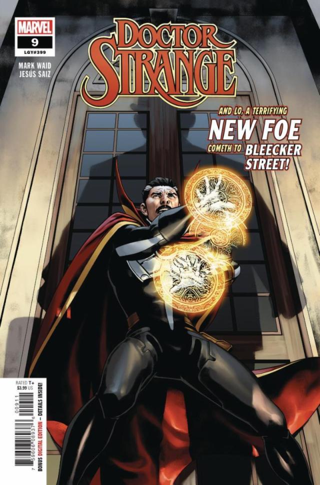 Doctor Strange by Mark Waid