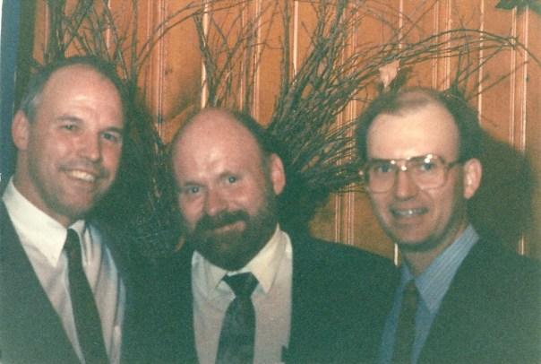 Ron Elly, Jud Dolphin, Joe Micon