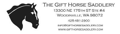 The Gift Horse Saddlery