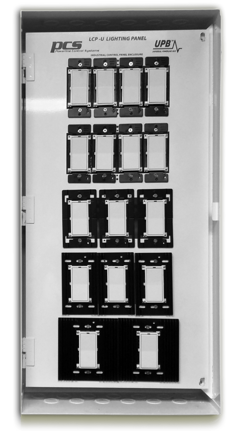 medium resolution of lighting control panel system