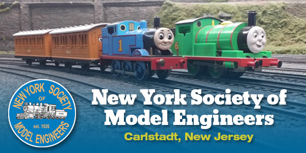Image result for The New York Society of Model Engineers