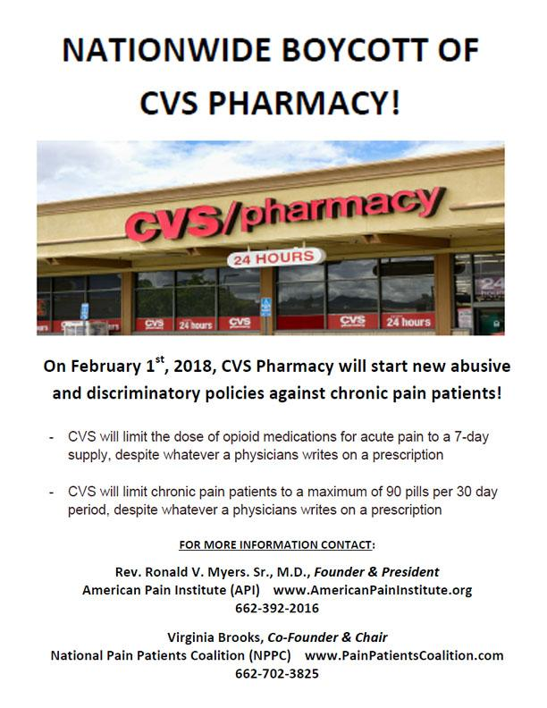 transport chair cvs lafuma pop up chairs press release nationwide boycott of pharmacy