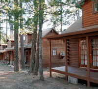 Cabins at Creekside