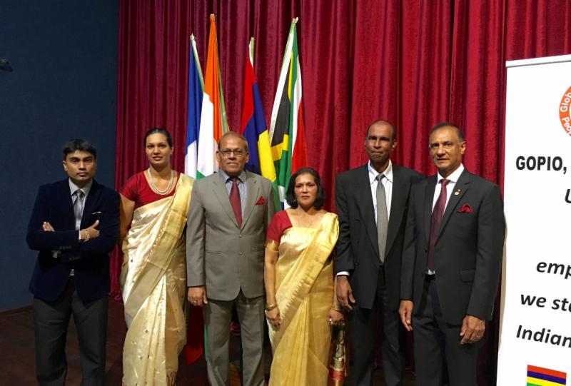 GOPIO Mauritius Quatre-Bornes Team