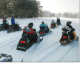 Chautauqua Snowmobiling