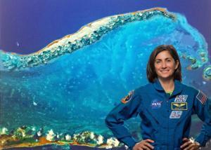 NASA astronaut Nicole Stott