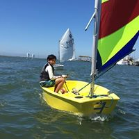 PYSF sailing
