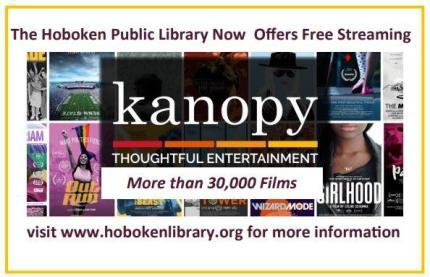 Sponsor message: Visit www.hobokenlibrary.org