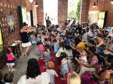 Penny's storytime, Thursdays at the Museum, 10 & 11 am