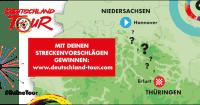 Deutschland Tour 2019 - Fanaktion Strecke