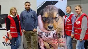 Martin Rütter unterstützt Kampage gegen den unseriösen Welpenhandel.