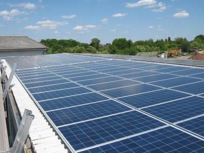 Wir Bieten Ihnen Solaranlagen Photovoltaik Und