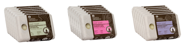 Save on a 12 Pack of Bar Soap