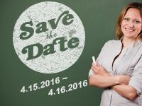 Save the Date for CLEF 2016