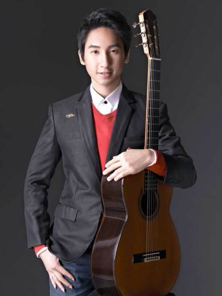 GuitarSarasota presents Ekachai Jearakul from Thailand and 2014 winner of the most prestigious classical guitar competition_ The Guitar Foundation of America_s International Classical Guitar Competition performs in Sarasota_ Florida on January 16_ 2016.
