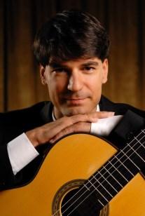 Andras Csaki, Hungarian classical guitarist, performs in GuitarSarasota's International Classical Guitar Series in Sarasota, Florida on Saturday, March 21, 2015 at 7:30pm