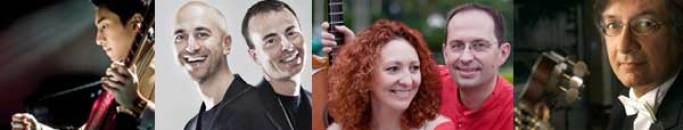 GuitarSarasota's 2015-2016 International Classical Guitar Season in Sarasota, Florida