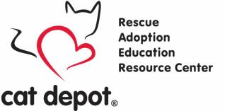 Cat Depot rescue adoption education resource