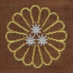 Tendai chrysanthemum and stars insignia