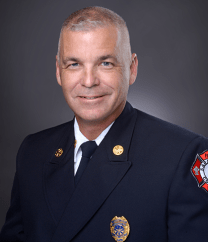 The Sarasota County Fire Department has a new leader, as