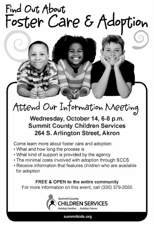 Summit County Children Services > News Center