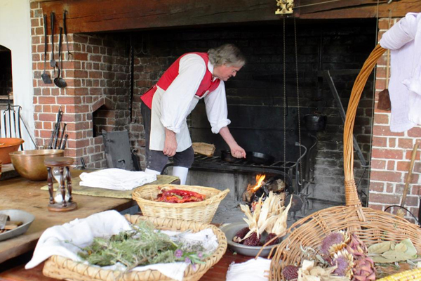 Kitchens Of New Bern Tour