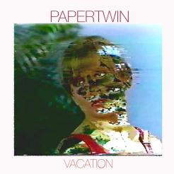 Papertwin Vacation EP cover