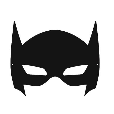 3D print model Batman mask  Masque Batman  Cults